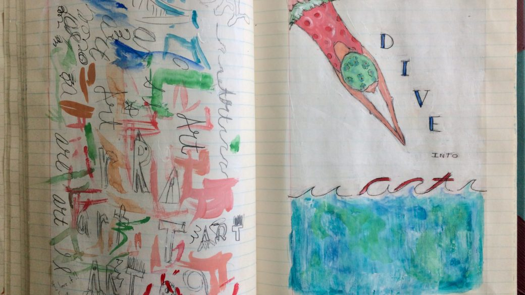 The Shift from Fear to Joy: Making Art, Part 1